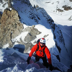 Pizzo Lucendro, Skitour, Realp, Witenwasseren, Rorondo, Rotondohütte, ÖV, ÖV Skitour, Gotthard, Andermatt