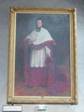 Le tableau ci-contre est de Diogène Maillart (1840-1926), premier grand Prix de Rome de Peinture sous Napoléon III.
