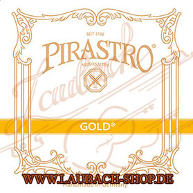 Pirastro Gold - Strings for violin buy