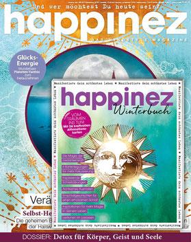 Happinez Magazin Veränderung Magazin