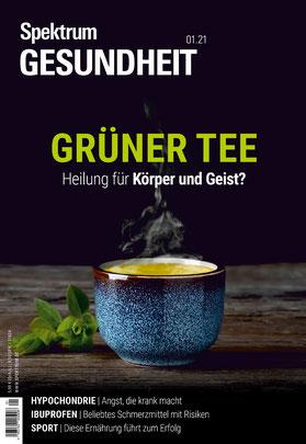 Spektrum Gesundheit Grüner Tee: Heilung für Körper und Geist?