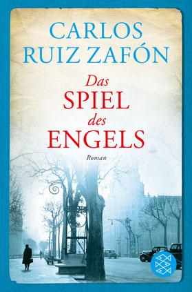 Band 2 - 2008 Das Spiel des Engels  von Carlos Ruiz Zafón - Bestseller