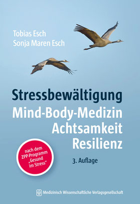 Stressbewältigung Mind-Body-Medizin, Resilienz, Selbstfürsorge von Tobias Esch und Sonja Maren Esch