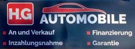 H.G Automobile  Autohändler in Bremen Obervieland  Arsterdamm 100 28277 Bremen Bremen Obervieland