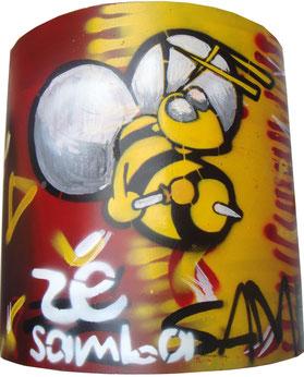 Street-art - Association Zé Samba