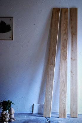 チェスナット 国産 栗 一枚もの 114幅 無垢フローリング アンドウッド 新潟 イメージ