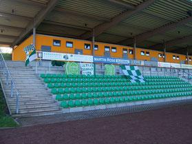 Ultras Oberrad um FireFabi in Lohfelden
