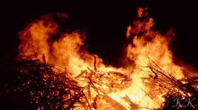 Burnout - das Feuer löschen
