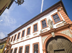 Stadtbibliothek im Schelfenhaus