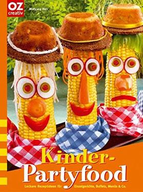 Titelbild Kinder-Partyfood