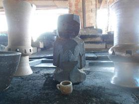 2014 ひみこ窯 窯詰完了
