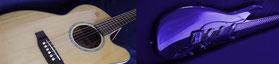 Gitarren lernen online - alles für Gitarristen