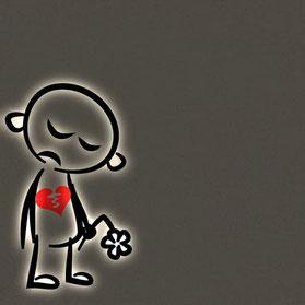 Liebeskummer überwinden: So klappt es