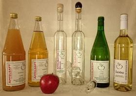 Produkte des Obst- und Gartenbauverein Bad Sobernheim e.V.