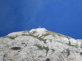 Gipfel in den Abruzzen