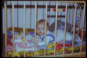 Последнее фото Феликса, сделанное занесколько часов доего похищения. Фото из архива семьи Tschök, Dresden
