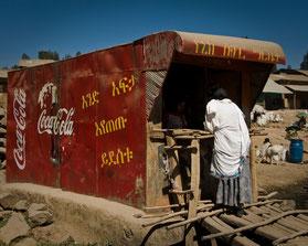 Bild: Coca Cola Stand, Will De Freitas, flickr, CC BY-NC-ND 2.0