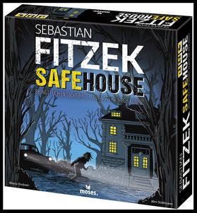 Safehouse - Sebastian Fitzek