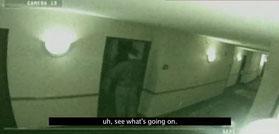 Geist im Hotel - Unheimliche Schreie aus unbewohntem Zimmer - Überwachungskamera - Gruselvideo bei HOTELIER TV