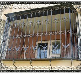 Решетка-на-балкон-фото