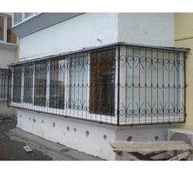 Решетки-на-балкон-фото