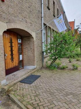 Locatie van het atelier van Meesterwerken op maat. Schilderen en tekenen in Amersfoort. cursussen en workshops voor creatievelingen