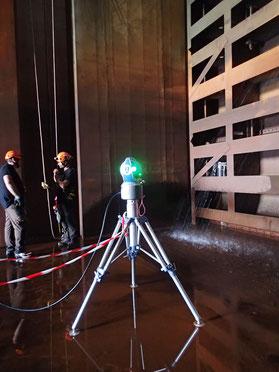 FARO Tracker Laser