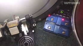 happydrums looper creation drum set - jam man stereo loop station digitech - rehearsal trying some beats