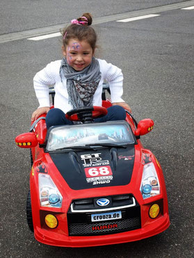 Kinder-Elektroauto Sonderumbau Sodermanns