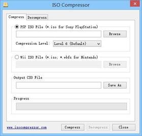 ISO Compresor