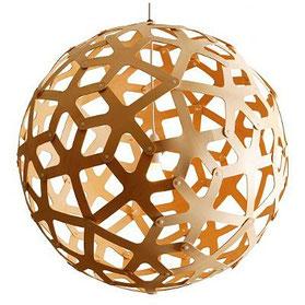 David Trubridge Coral Lamp