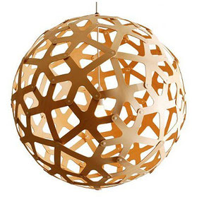 David Trubridge Coral Lamp