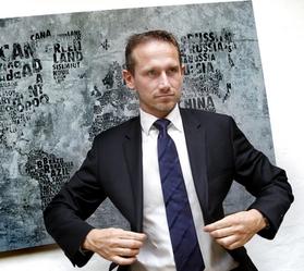 Venstrepolitiker Kristian Jensen