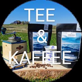Verschiedene typisch nordische Teesorten