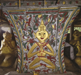 Différences et articulations entre le bouddhisme et l'animisme