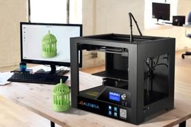 Una stampa 3D