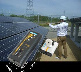 太陽光 点検 ツール 開発 ソラメンテ パネル