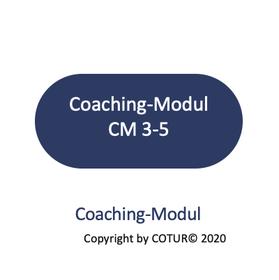Leadershape by COTUR® - Coaching Element 3 bis 5