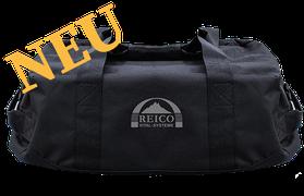 Sporttasche schwarz von Reico