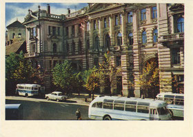 Vilnius. Valstybinė filharmonija.1972. Nuotr. Z. Kazėno / State Philharmonie in 1972. Photo by Z. Kazėnas
