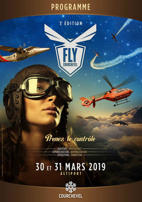 fly courchevel 2019