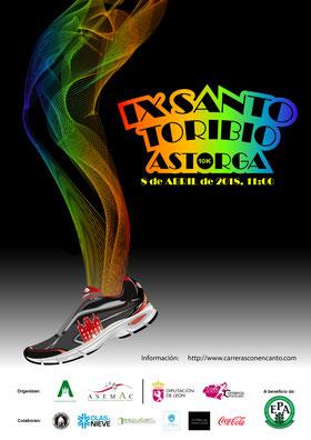 IX CARRERA STO. TOIBIO - Astorga, 08-04-2018