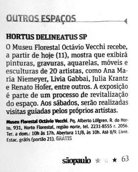Revista São Paulo.11 à 17 de Agosto de 2013