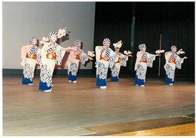 我孫子市舞踊連盟の写真