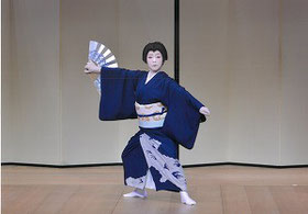日本舞踊の写真