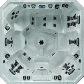 Whirlpool Marquis Spas Vector21 V94L - Österreich