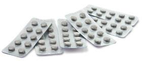 Fluorid-Tabletten: Ja oder Nein? Was sagen Zahnärzte dazu? (© ksena32 - Fotolia.com)