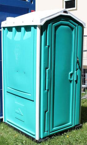 Meisel Team | Toilettenkabine