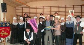folklore tradition culturelle  art populaire  groupe folklorique en Dordogne danse et musique traditionnelle du périgord tradition occitane