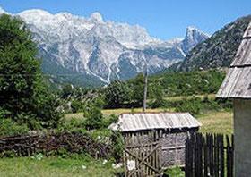 Wandern in Nord Alb.Alpen, Montenegro u.Kosova